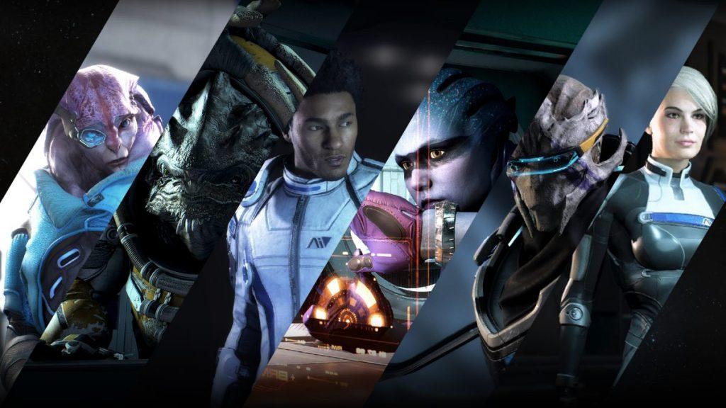 Mass Effect: Andromeda, BioWare, Electronic Arts, 2017. Image from BioWare Blog: http://blog.bioware.com/2017/05/16/mass-effect-andromeda-phone-wallpapers/