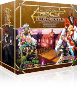 Argent the Consortium, Level 99 Games