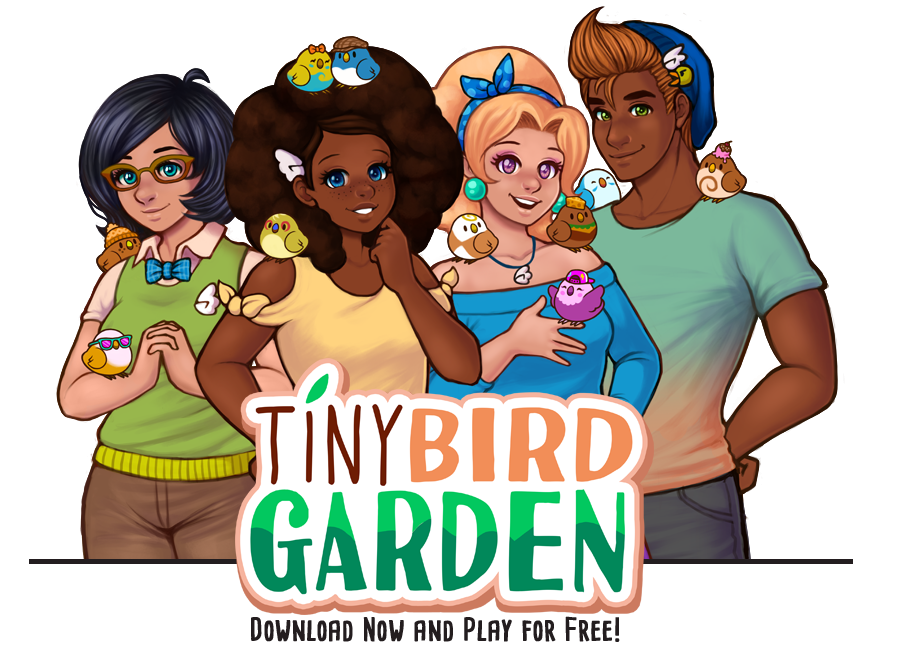 Tiny Bird Garden, Super Retro Duck, 2017