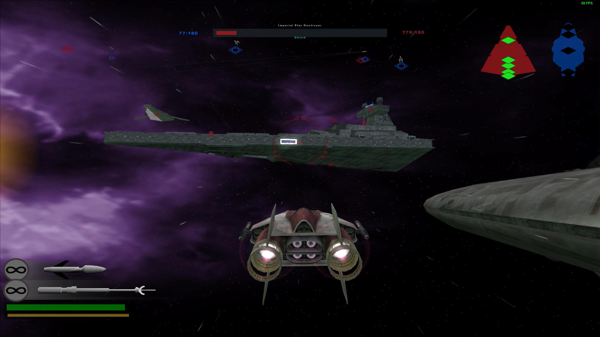 Star Wars: Battlefront II, Pandemic Studios, LucasArts, 2005