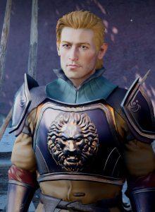 Ser Michel De Chevin. Dragon Age: Inquisition, BioWare, EA, 2014