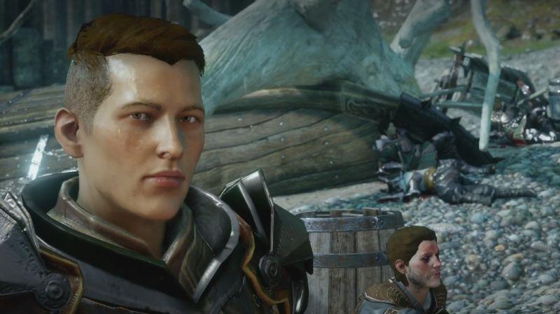 Krem (Cremisius Aclassi). Dragon Age: Inquisition, BioWare, EA, 2014