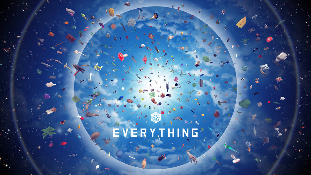 Everything, David OReilly, Double Fine Productions, 2017