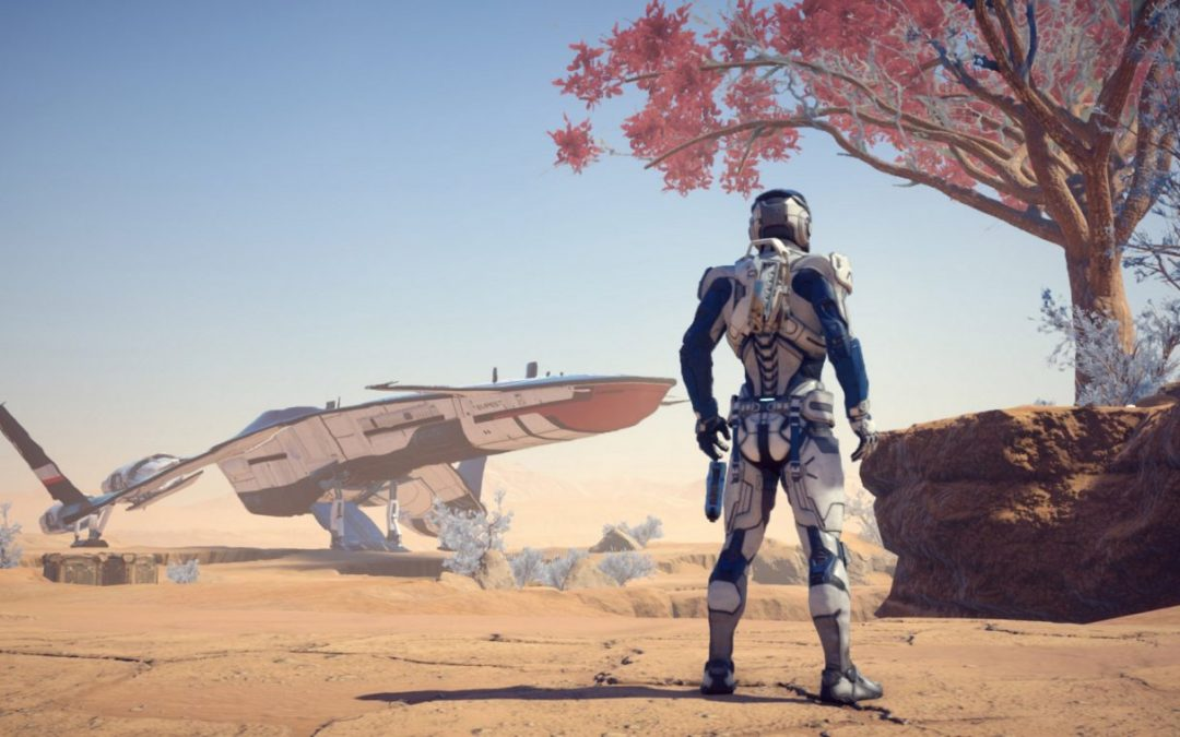 Mass Effect: Andromeda, BioWare, Electronic Arts, 2017