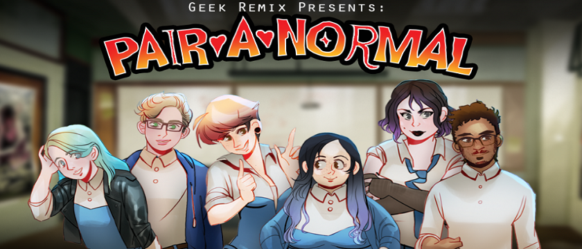 Pairanormal, Geek Remix, 2018