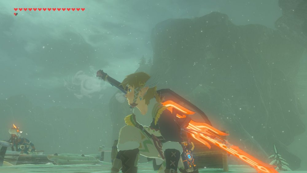 The Legend of Zelda: Breath of the Wild, Nintendo, 2017