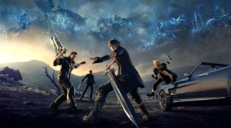Final Fantasy XV, Square Enix Business Division 2, Square Enix, 2016