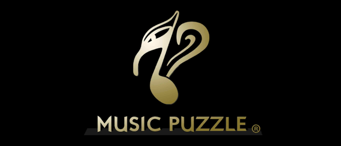 Music Puzzle loading screen. Music Puzzle, published by TagWizz, 2017.