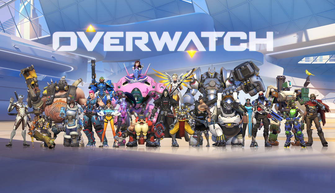 Overwatch, Blizzard Entertainment, 2016