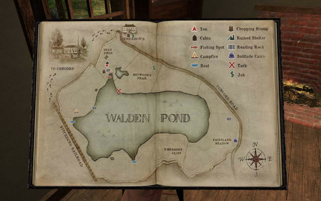 Walden, a game, Tracy Fullerton, USC Interactive Media & Games Division, 2017