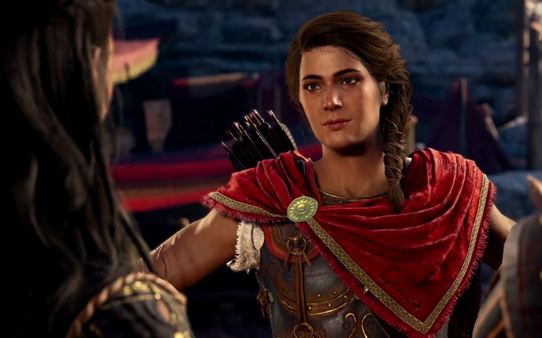 Assassins Creed Odyssey, Ubisoft, 2018