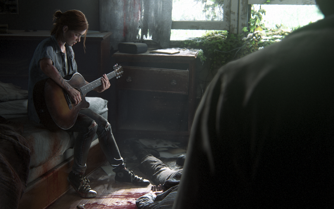 The Last of Us Part II, Naughty Dog, Sony Interactive Entertainment