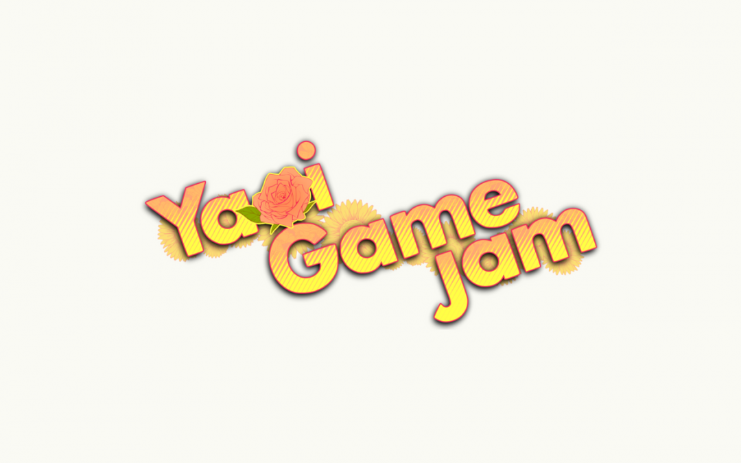Yaoi Game Jam Logo, Source: https://itch.io/jam/yaoijam18