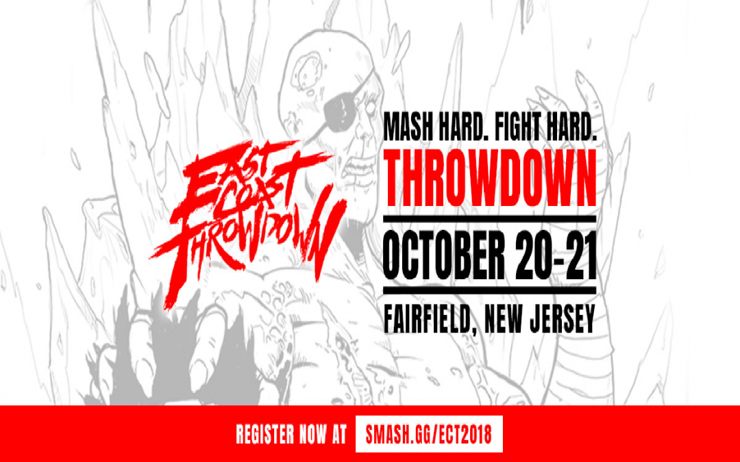 East Coast Throwdown 2018 Banner, ECT, 2018