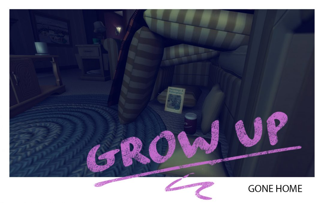Grow Up: Gone Home is Wonderfully, Perfectly YA