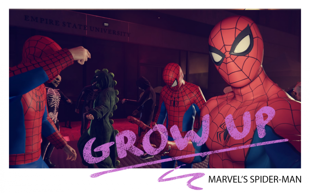Grow Up: Marvel's Spider-Man Proves We Need Real YA Games
