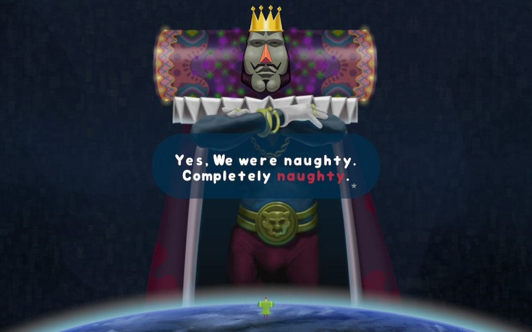 The Katamari is Full of Nightmares, Actually
