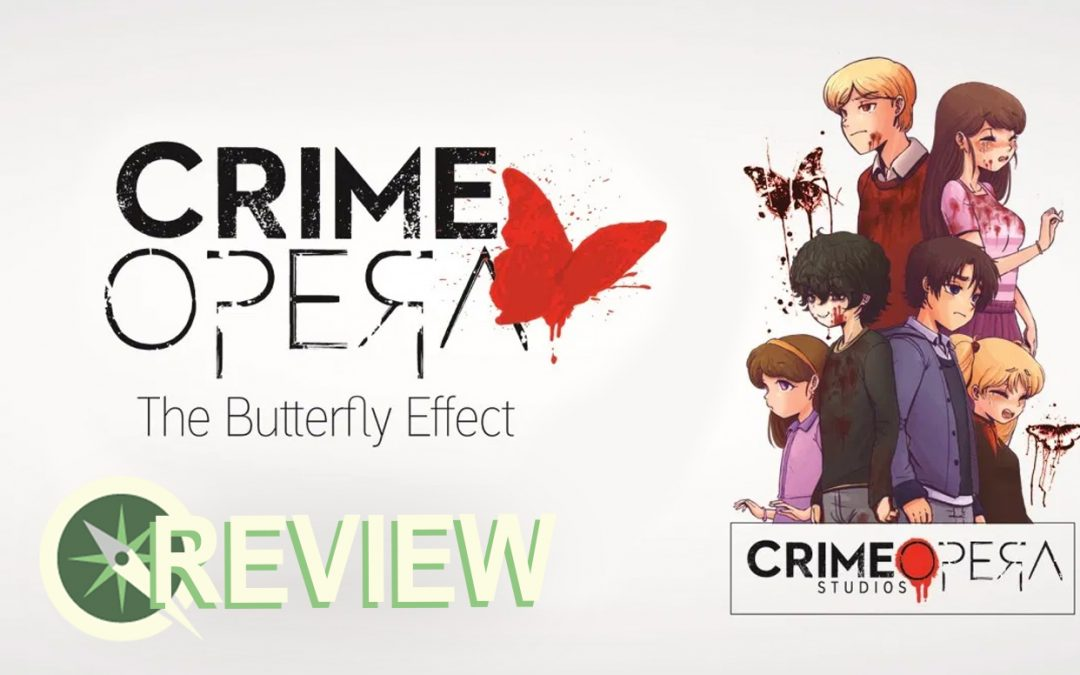 Review: Crime Opera: The Butterfly Effect Doesn't Get Away with Anything