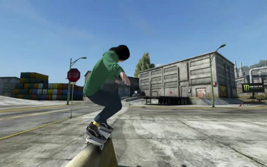 Exercising Mediocrity: Playing Skate 3 as Myself