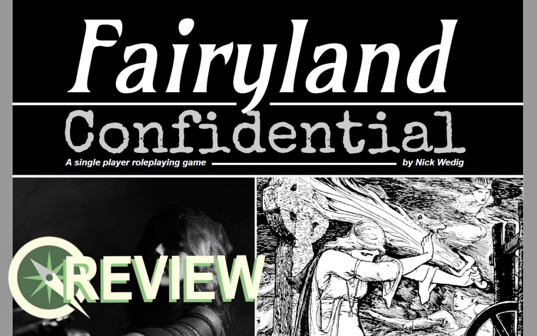 Review: Fairyland Confidential is Dark, Dangerous Fun