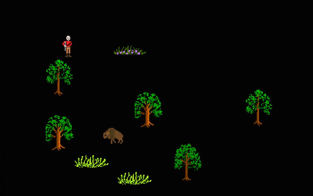 Game Enjambment: Oregon Trail Triolet