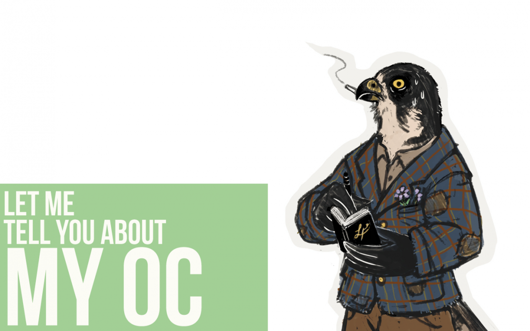Let Me Tell You About My OC: The Shared Anxieties of a Long-Time Storyteller