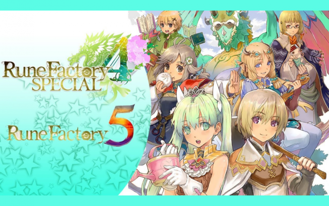 5 Reasons Rune Factory 5 Should Bring Back Love Rivals