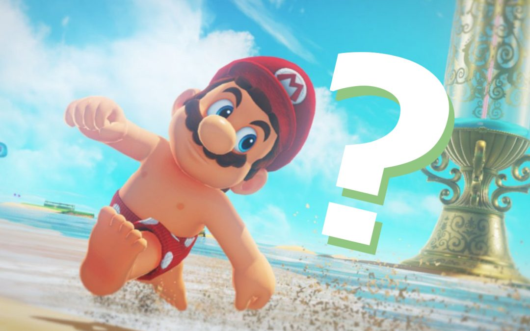 April Roundtable: Why Are So Many Of These Questions About Mario?