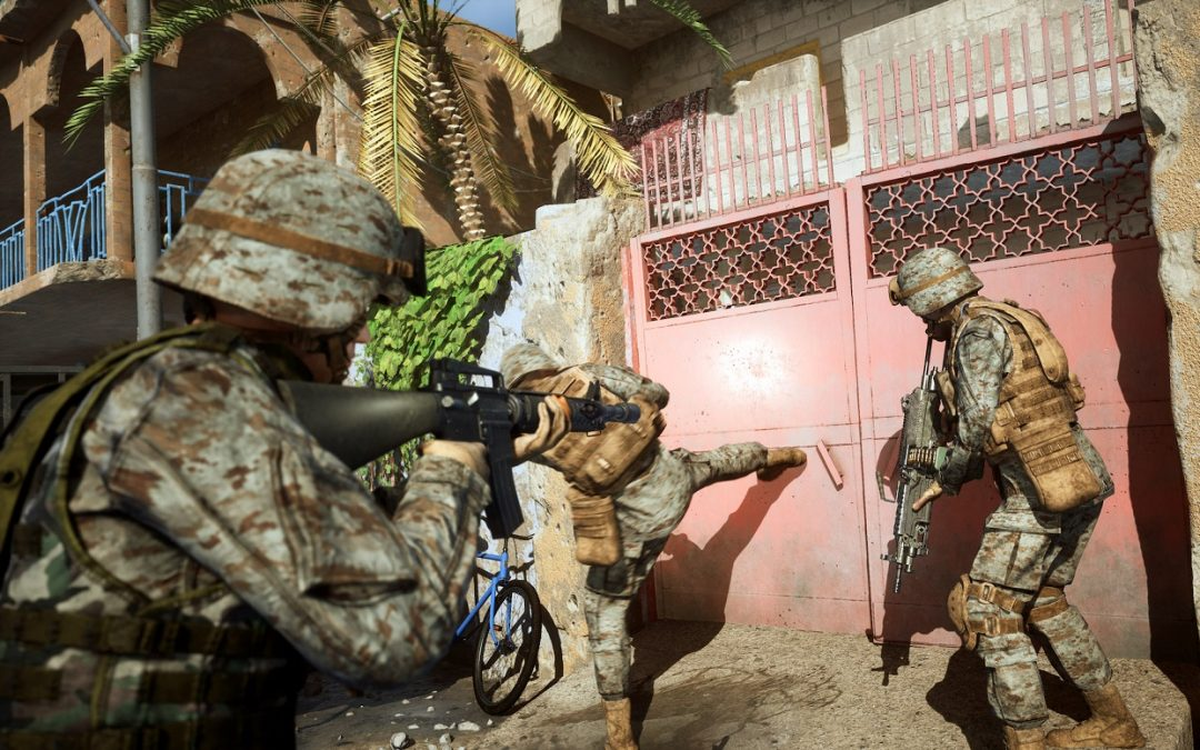 Six Days In Fallujah Is Just More of the Same