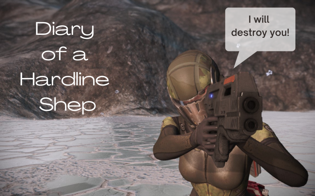 Diary of a Hardline Shep, Part 3: Who Gets to Choose