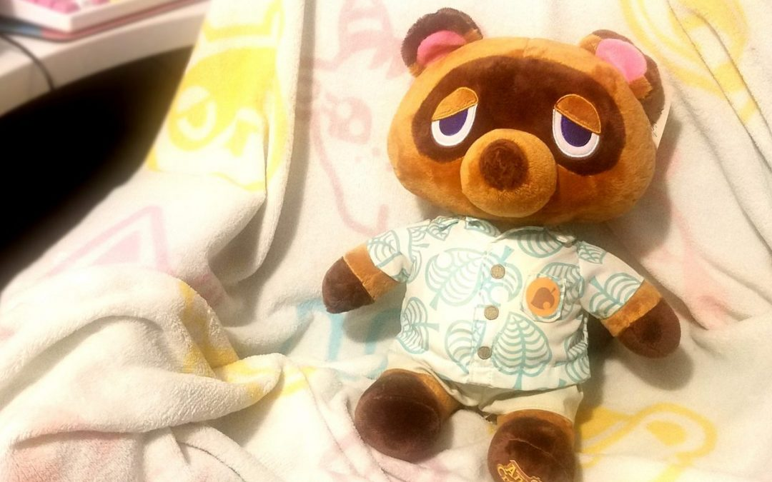 Animal Crossing's Merchandising Efforts Tell Me That Suffering Yields Stuffing