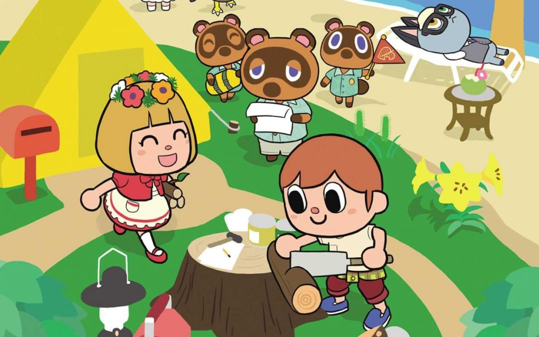 Animal Crossing: New Horizons, Vol. 1: Deserted Island Diary Reveals Tom Nook's Side of the Story